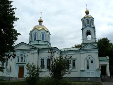 М миргород свято успенська церква